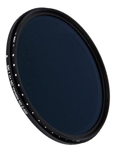 filtro ndv 58mm densidad neutra variable jjc canon nikon