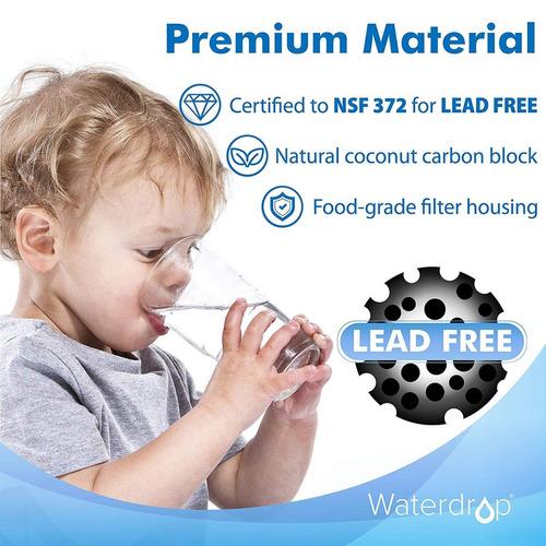 filtro nevera lg lt700p wd adq36006101 46-9690 wsl-3 kj700