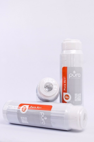 filtro núcleo purifica pozo pura as+ arsénico aprobado anmat