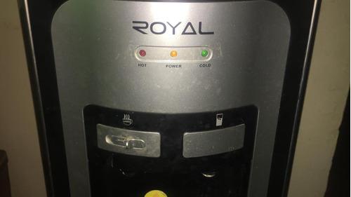 filtro o enfriador de agua de botellones marca royal