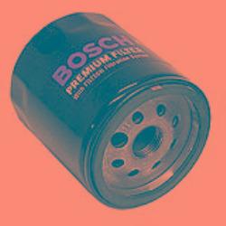 filtro oleo bosch