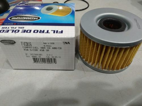 filtro oleo cb 400 450 cbr 450sr vedamotors