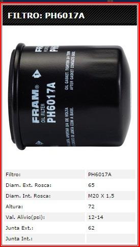 filtro óleo cb400 fcb1 - cb500 - cb600 - en450 - ex500 ninja