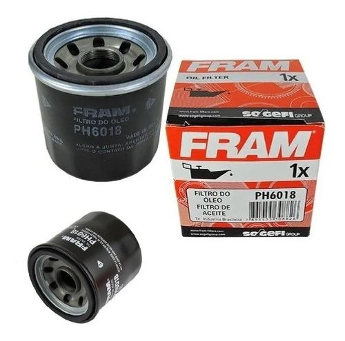 filtro oleo fram bandit todos modelos (ph6018)