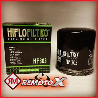 filtro oleo hiflo hf303 kawasaki z750 ano 2009 a 2012