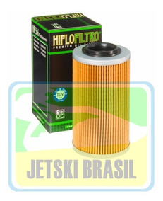 Filtro Oleo Jet Ski Sea Doo Gtx, S Is 155, 215, 255 E 260hp