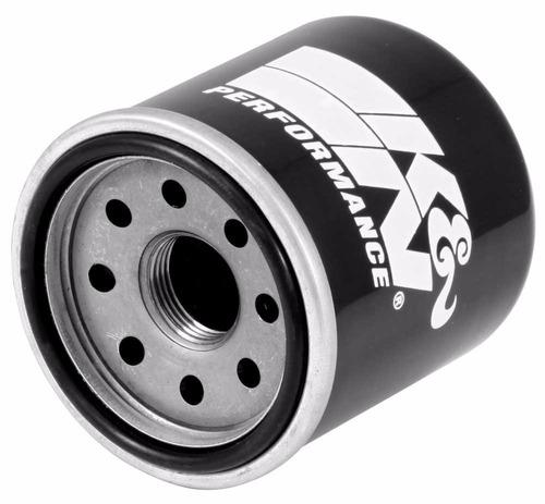 filtro oleo k&n kn-303 kawasaki z750 z800 zx6r ninja 300r 6n