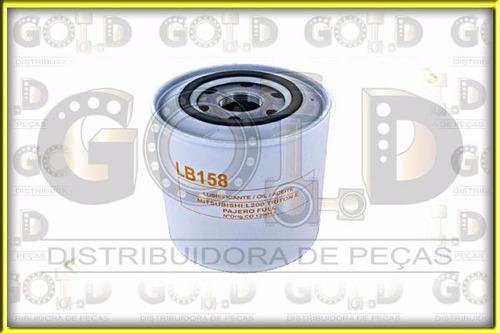 filtro oleo pajero 3.0 v6 gásolina