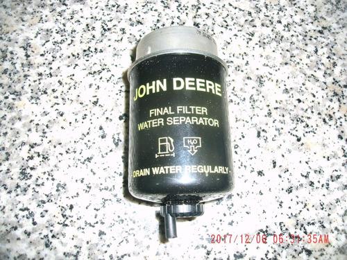 filtro original john deere
