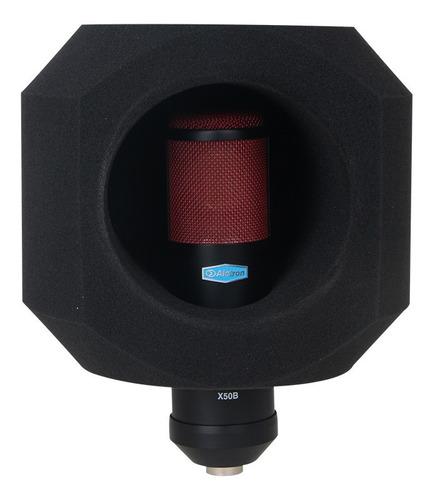 filtro pantalla acustica antipop estudio alctron pf8