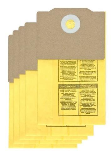 filtro papel para aspiradora back pack paquete 5 pzs shop va