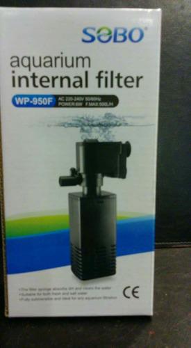 filtro para acuario