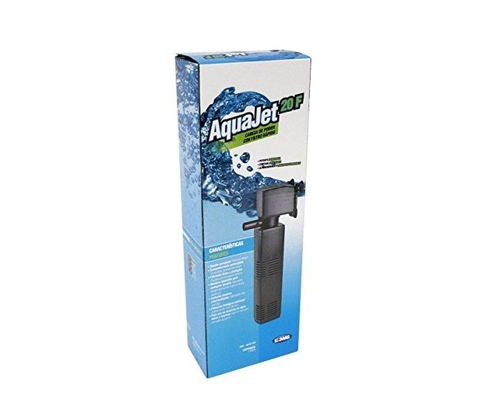Filtro para acuario pecera 80 litros envio gratis 619 for Filtro para pecera
