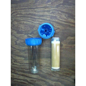 Filtro Para Agua Corriente En Resina Sintetica