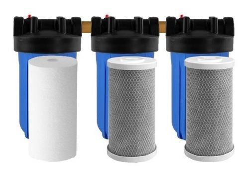 filtro para água da cerveja 750 l/h - remove cloro -1pp2cb