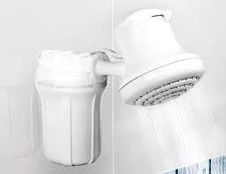 filtro para água de banho chuveiro ducha removedor de cloro