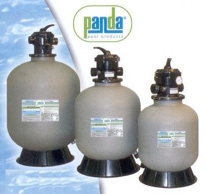 Filtro para alberca marca panda de 24 pulgadas piscina for Filtros de agua para piscinas