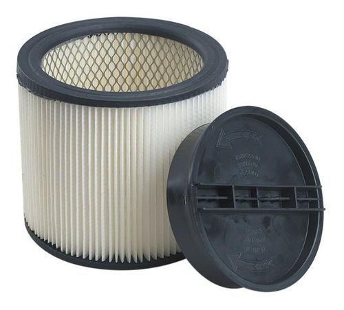 filtro para aspiradora cartucho chico estandar shop vac