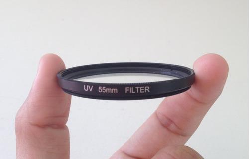 filtro para cámaras