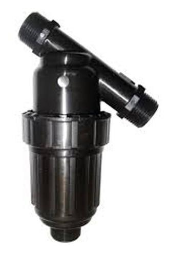 filtro para irrigação tela inox 120 mesh rosca 3/4