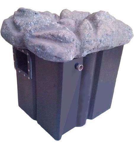 filtro para lagos de 2.000 litros,  filtros kallina