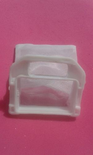 filtro para lavadora daewoo y wirpool. pequeño