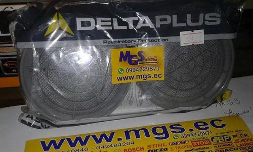 filtro para mascarilla marca deltaplus