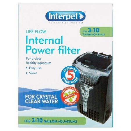 filtro para pecera interpet