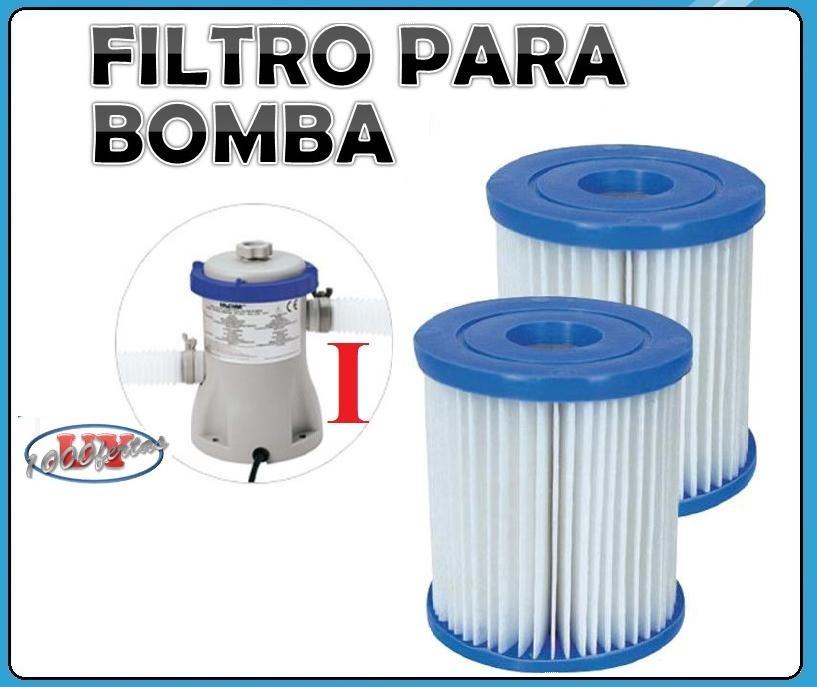 Filtro tipo 1 para bomba de piscina bestway nuevo 240 for Piletas bestway precios
