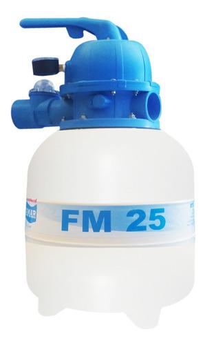 filtro para piscina fm 25 até 19 mil l sem areia sodramar