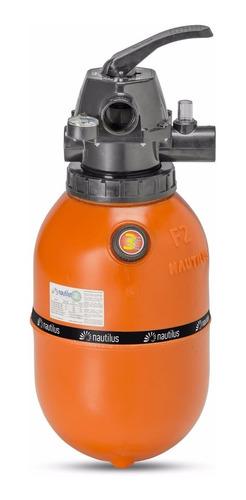 filtro para piscina nautilus f280p - piscinas até 20.000 l