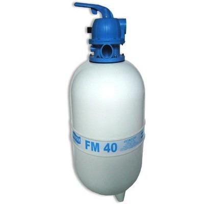 filtro para piscina sodramar fm 40 sem areia até 53.000 lts