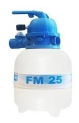 filtro para piscina sodramar fm25 sem areia