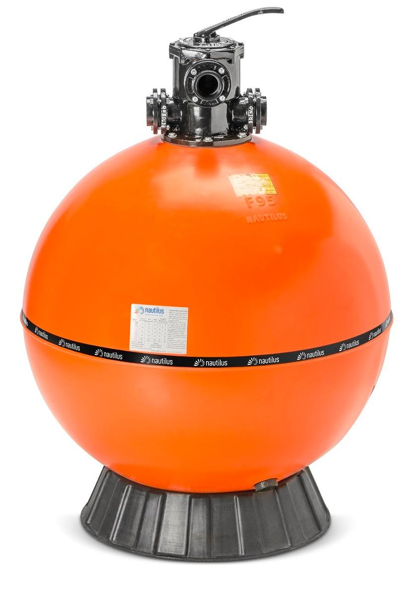 Filtro para piscinas at 280 mil litros de gua f950p novo for Filtros de agua para piscinas