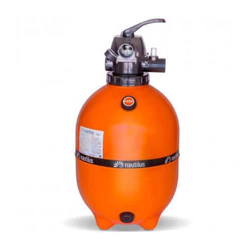 filtro para piscinas até 52 mil litros f450 nautilus