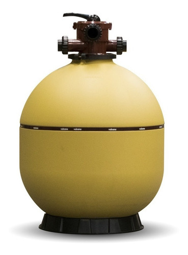 filtro para piscinas de hasta 130.000 lts vulcano vc100