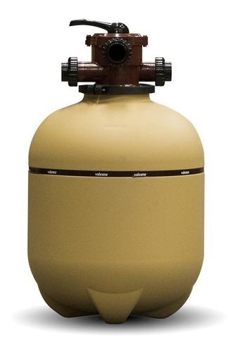 filtro para piscinas de hasta 80.000 lts  vulcano vc50