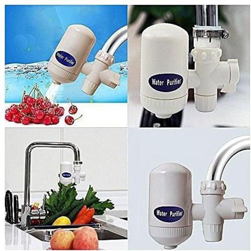 filtro para torneira adaptador  purificador agua em ceramica