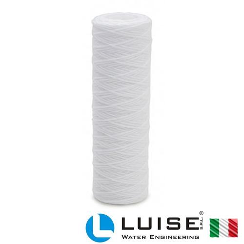 filtro partículas 25um para agua luise (italia) rosca ø1