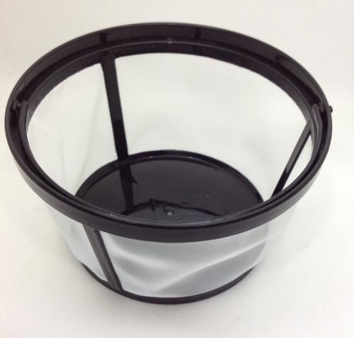 filtro permanente repuesto cafetera oster catetera 12 tazas