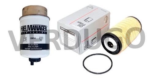 filtro petroleo y sedimento nissan np300 - original