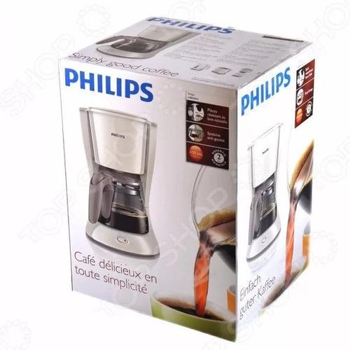 filtro philips cafetera electrica