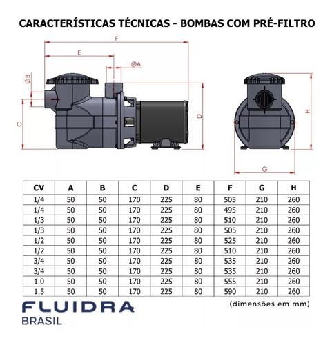 filtro piscina 29 mil litros completo bomba motor 1/3cv weg