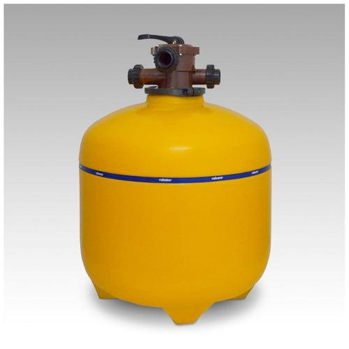 filtro piscinas rotomoldeado vc-100 vulcano