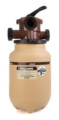 filtro piscinas y piletas de hasta 20000 lts vulcano vc10