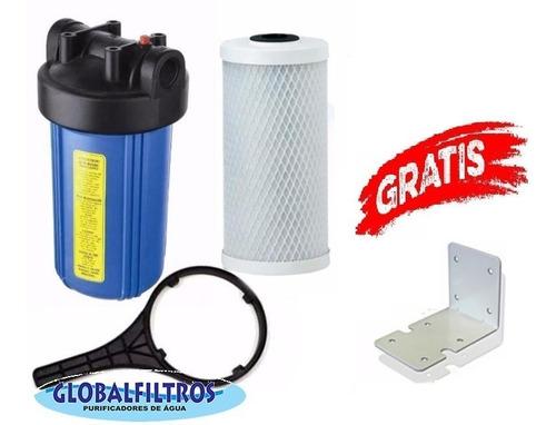 filtro poço artesiano remove cheiro gosto turbidez 3000 l/h