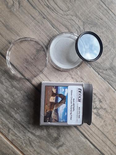 filtro polarizador circular 52mm sunpak
