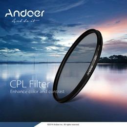 filtro polarizador circular cpl 52mm andoer