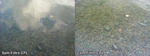filtro polarizador circular cpl lente 77mm nikon canon etc