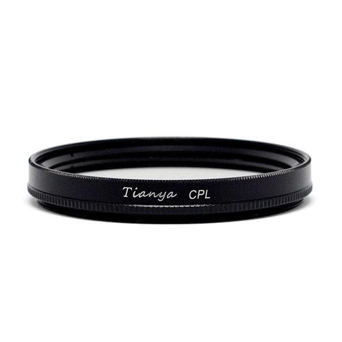 filtro polarizador circular cpl tianya 58mm canon nikon sony